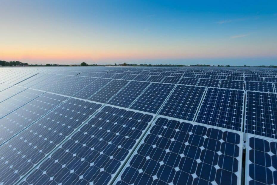 elektrownia solarna